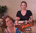 Jimmy Kimmel Live: Aunt Chippy Massage Prank