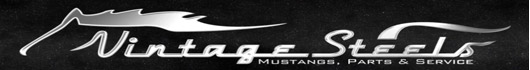 vintage steels - mustangs, parts &amp; service