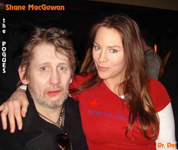 Shane MacGowan, Dr. Dot Johnny Depp