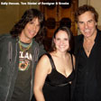 Kelly Hanson, Tom Gimbel of Foreigner, Brooke
