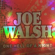 Joe Walsh - One Hell Of A Night