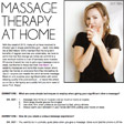 Blush.com - Massage Therapy At Home